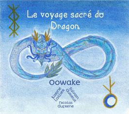 """CD double """"Le voyage sacré du dragon"""""""