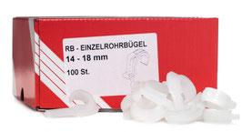 LEWIS®-Heizungsclips für Rohrdurchmesser von 14 - 18 mm