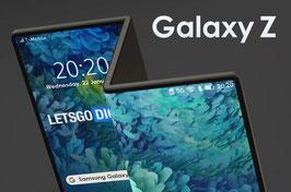 Samsung  Galaxy Z oder Fold alle Serien