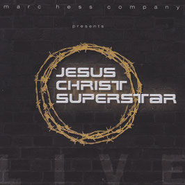 """Jesus Christ Superstar"" Live (Doppel CD)"