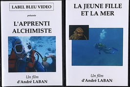 Lot 2 DVD André LABAN
