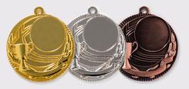 Medaille für 25mm Emblem inklusive Kordel