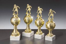 Fußball Damen Trophy 4er Serie