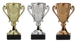 3er Serie Pokal Venlo gold silber bronze