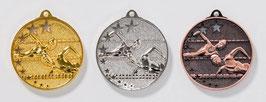 Schwimmen  Medaille 52 mm inkl Halsband