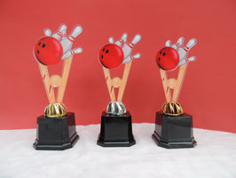 Acryl Bowling Pokale