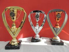 Sportpokale Fußball inklusive Gravur