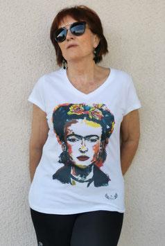 Tee-shirt Femme Frida