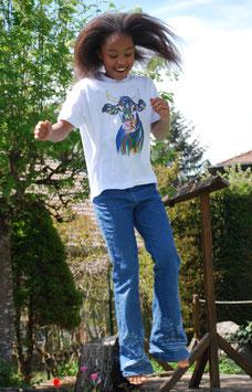Tee-shirt Enfant Vache