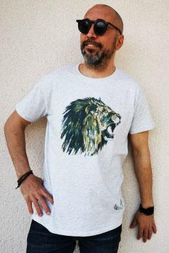 Tee-shirt Homme Lion