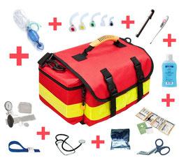Notfallrucksack als Tasche (für Allrounder)