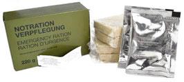 BW Notration Verpflegung inkl. Tee & Tabletten