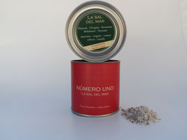 Sal con hierbas mediterraneo / Salz mit mediterranen Kräutern