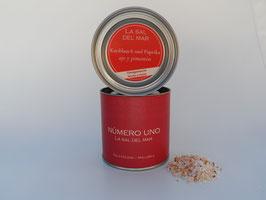 Sal con ajo y pimiento / Salz mit Knoblauch und Paprika