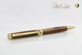 »Finley« Golf Pen, Weinrebe, Gold