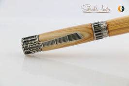 »Music Pen«, Weinrebe, Antique Zinn