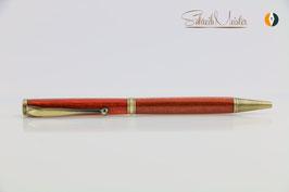 »Finley«Kugelschreiber, Red Heart, Bronze