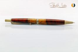 »Crayon« Padouk, XG, Hardware bronzefarben - verkauft -