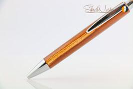 »Libby« Klick-Kugelschreiber, Pfirsich