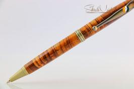 »Crayon« Pfirsich XG, Hardware Bronze