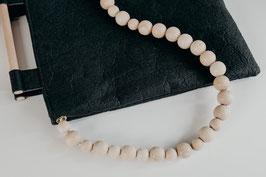 Pearl Bag - MARGARET - black