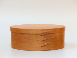 Shaker oval box # 7 / extra
