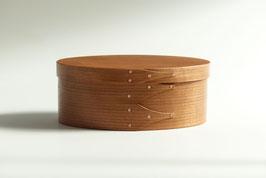 Shaker oval box # 3