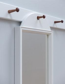 Spiegel zur Shakerleiste / weiß