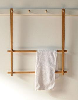 Handtuchhalter / doppelt