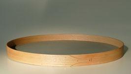 ovale Tabletts aus Esche