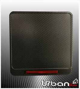 Verstärker Carbon Black Reflektor 220x200