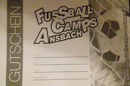 Fussball Camp Gutschein