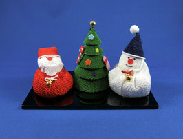 ☆ Christmas Decoration Ornament Set