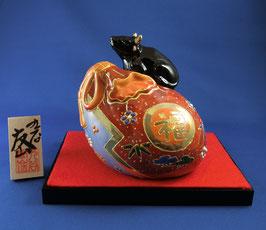 ☆ Eto-Zodiac figurine OX - Fukuronori
