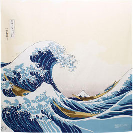 "☆104cm Ukiyoe ""The Great Wave/Hokusai"""