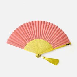 ☆ Bicolor SENSU Fan with TASSEL