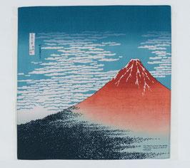 ☆ 48cm UKIYO-E Furoshiki