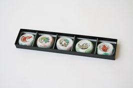 "☆ Chopstick rest ""Kotohogi"" (set of 5)"