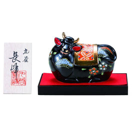 "☆ Eto-Zodiac figurine OX ""kuromori"""