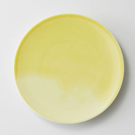 "☆Saucer ""CASANE-TE"" - moon yellow -"