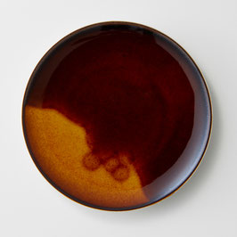 "☆Saucer ""CASANE-TE"" - candy-brown -"