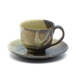 """Shigaraki Coffee cup """"KOSHIGARAKI"""""""
