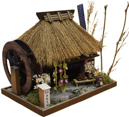 ☆ Thatched Roof House kit -SUMMER-