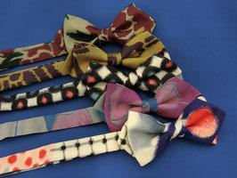 ☆ Reborn Vintage Kimono Bow Tie