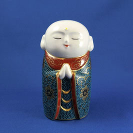 ☆ O-JIZO-sama, green, 13,5 cm Height