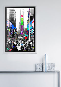 "Poster New York ""Time Square"" - USA"