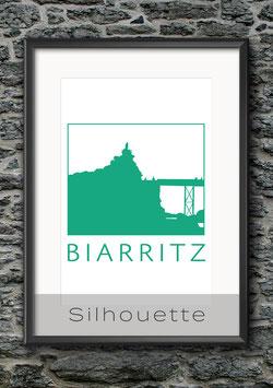 """Dein individuelles Poster """"Lieblingsstadt""""   Bunt"""