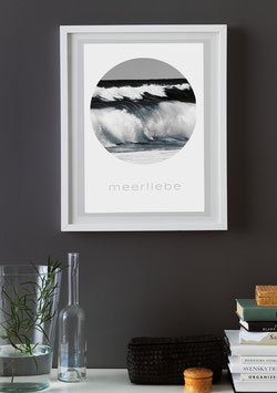 "Poster ""meerliebe"" | NaturPur"