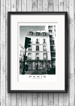 "Poster ""Marais No. 1"" - Paris"