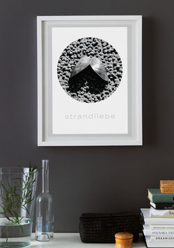 "Poster ""strandliebe"" | NaturPur"